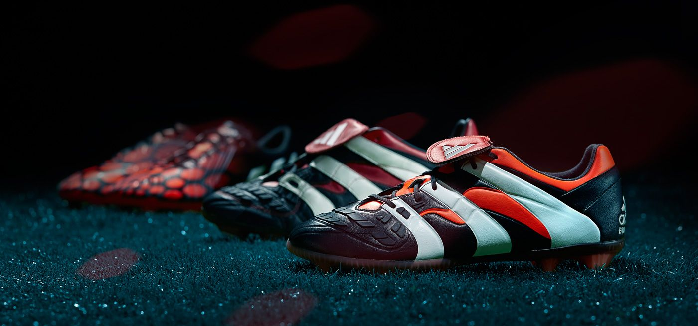 f8a01082f595 Pro-Direct Soccer - adidas Limited Edition Predator Revenge Pack, Football  Boots, Cleats, 1994, Accelerator, Mania