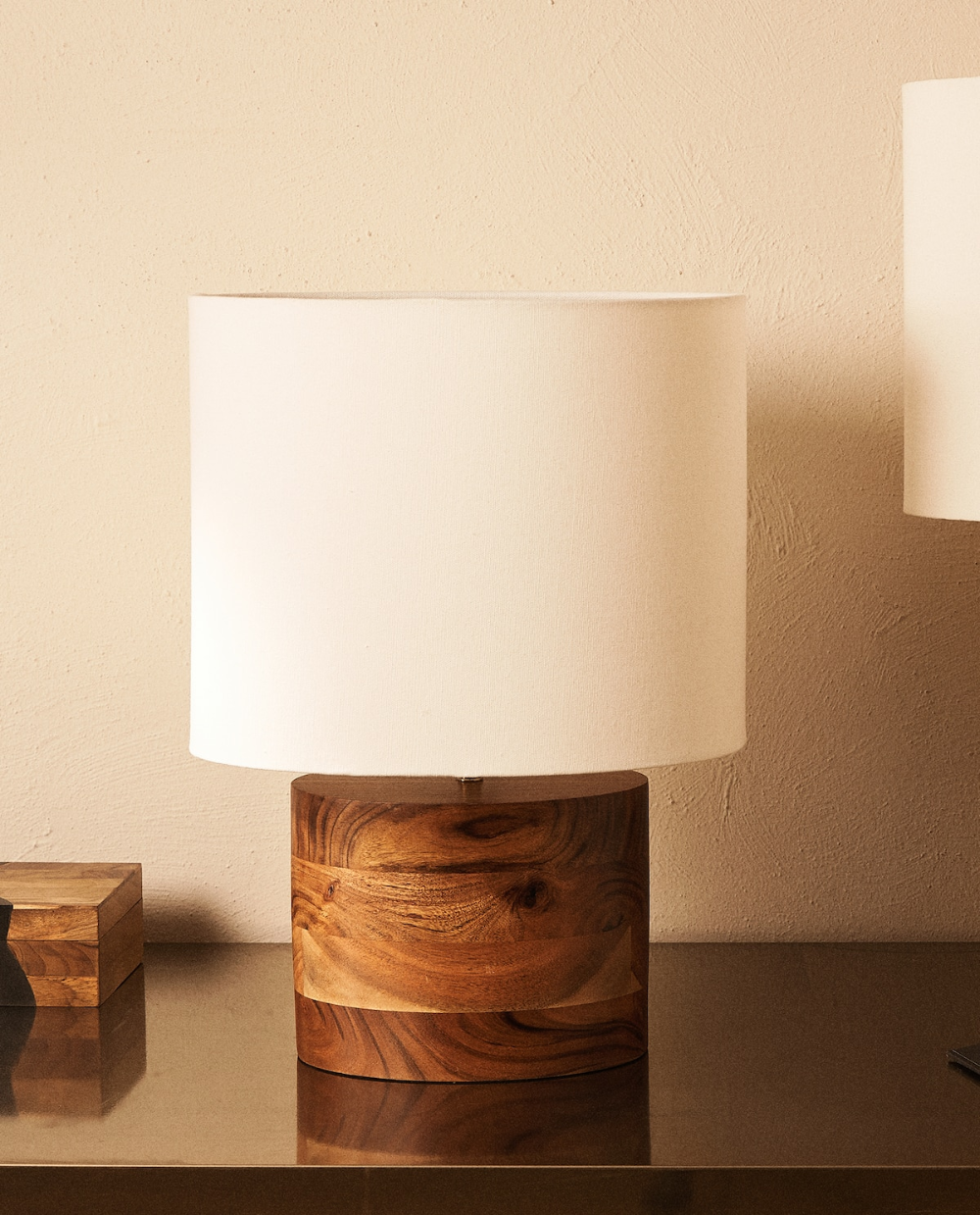 Image 6 Of The Product Table Lamp With Wooden Base Wooden Table Lamps Wooden Lamps Design Table Lamp