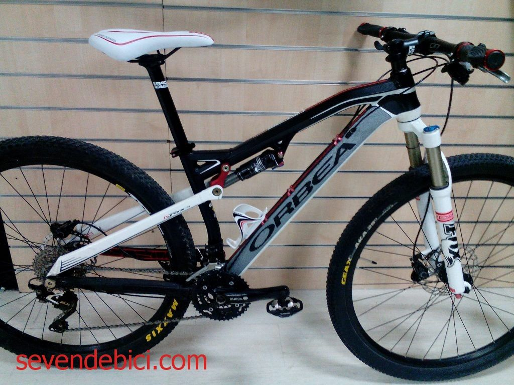 estilo máximo disfruta del envío gratis Boutique en ligne Bicicleta Orbea Occam 29 ocasion 1099 euros cuadro aluminio ...