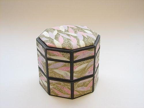 Hexagonal Stacking Boxes