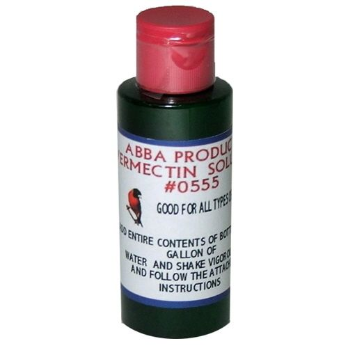 Abba Ivermectin Solution 55Ml | Products - Abba | Liquid
