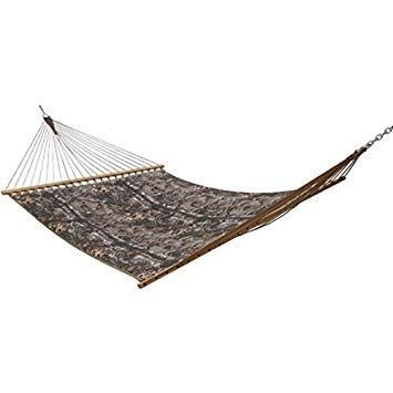 Prime Garden Realtree Camo Quilted Hammock Hunting Camo