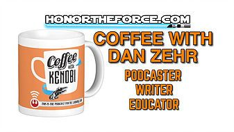 Cwk S Dan Z Talks To Honor The Force About Star Wars Podcasting