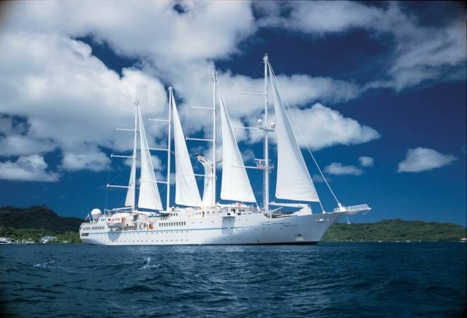 Windstar Cruises propels onward \u2013 with or without sails Sailing