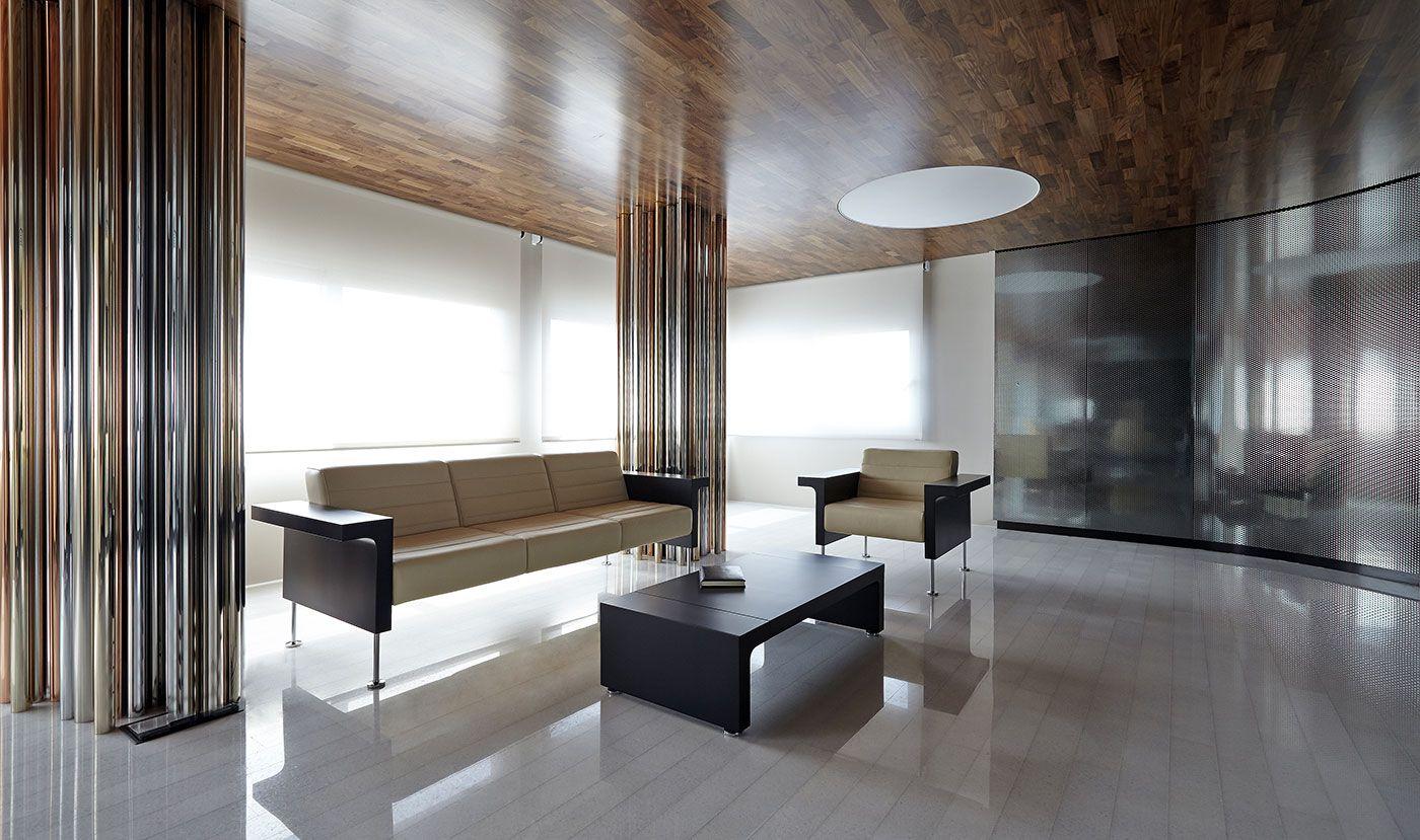 Muebles De Oficina Vanguardistas De La Serie Prima Sinfonia Con  # Muebles Vanguardia