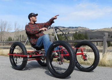 Angle Tech Cycles Cycle Different Off Road Recumbent Bicycles With Images Recumbent Bicycle Bicycle Bike Cart
