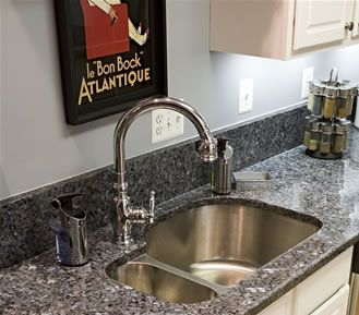 Sink options...