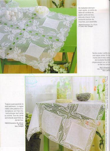 Burda Filet au Crochet - Zosia - Picasa Web Albums | elisi ...