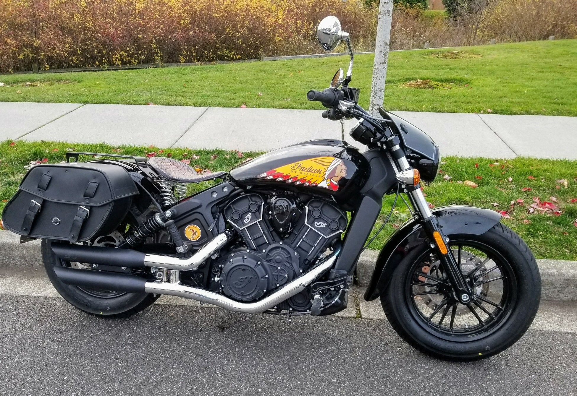 Custom Indian Scout Indian Scout Indian Scout Sixty Indian Motorcycle Scout [ 1340 x 1951 Pixel ]