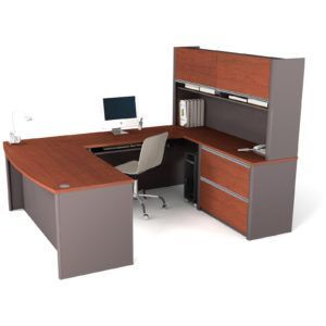 Office depot work desks office en 2019 escritorios for Escritorios para oficina office depot