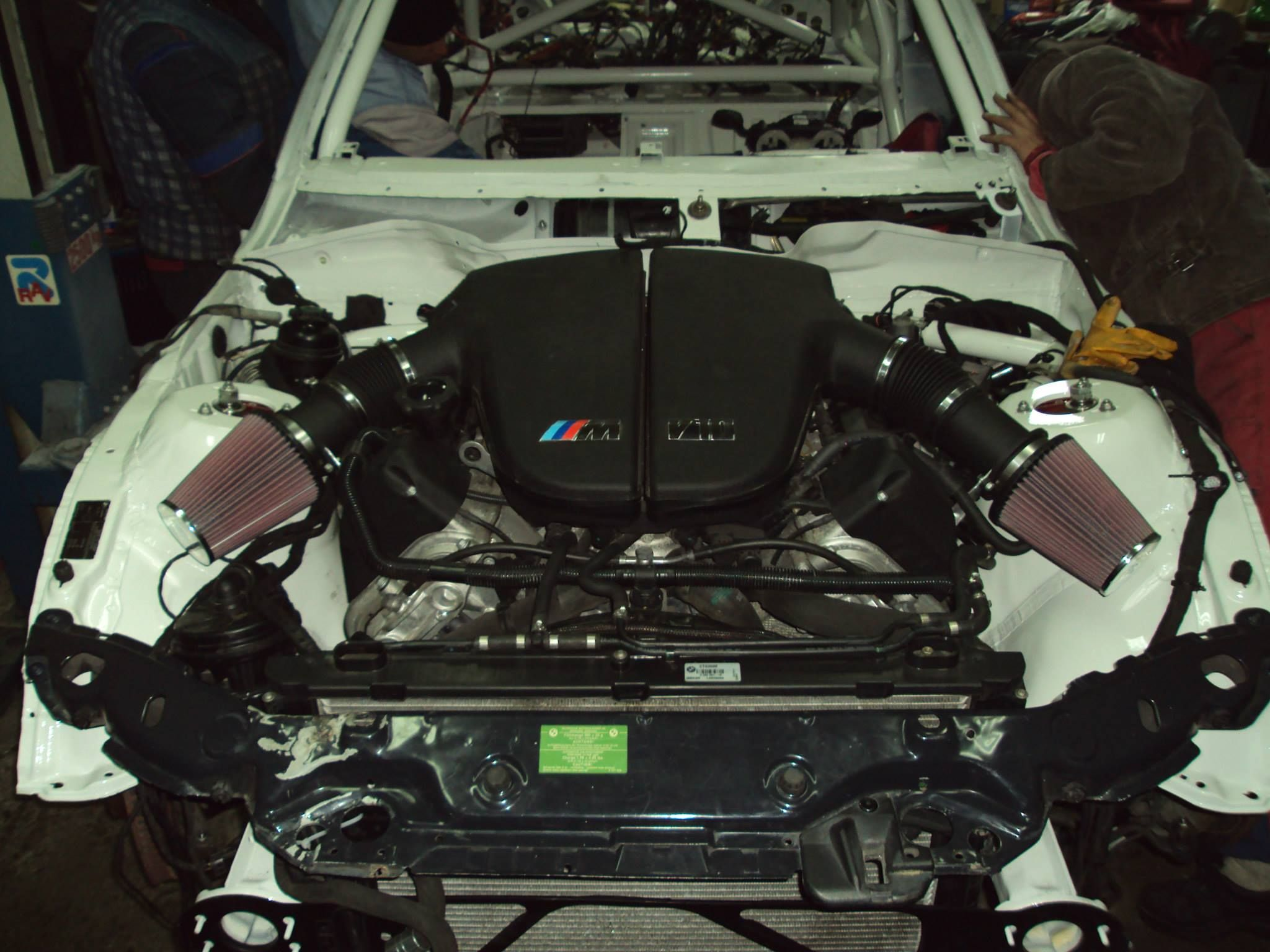 BMW Z3M with a S85 V10 | Engines | Bmw m6, Bmw z3, Bmw