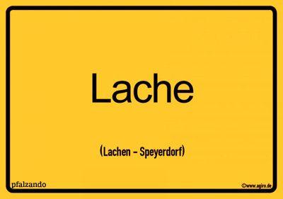 Lachen-Speyerdorf Postkarte