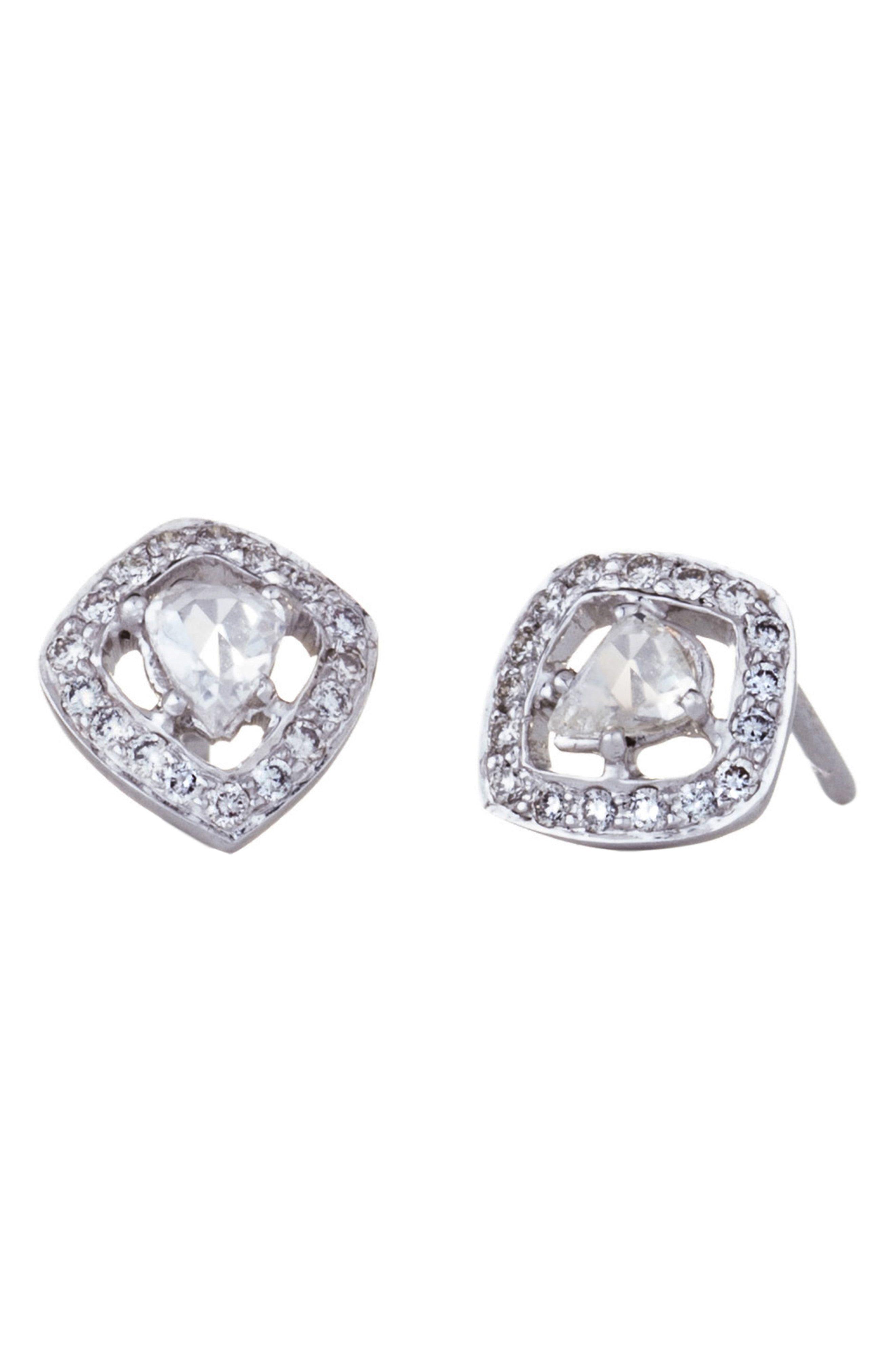 593fc2c72 Women's Sethi Couture Rose-Cut Diamond Stud Earrings in 2019 ...