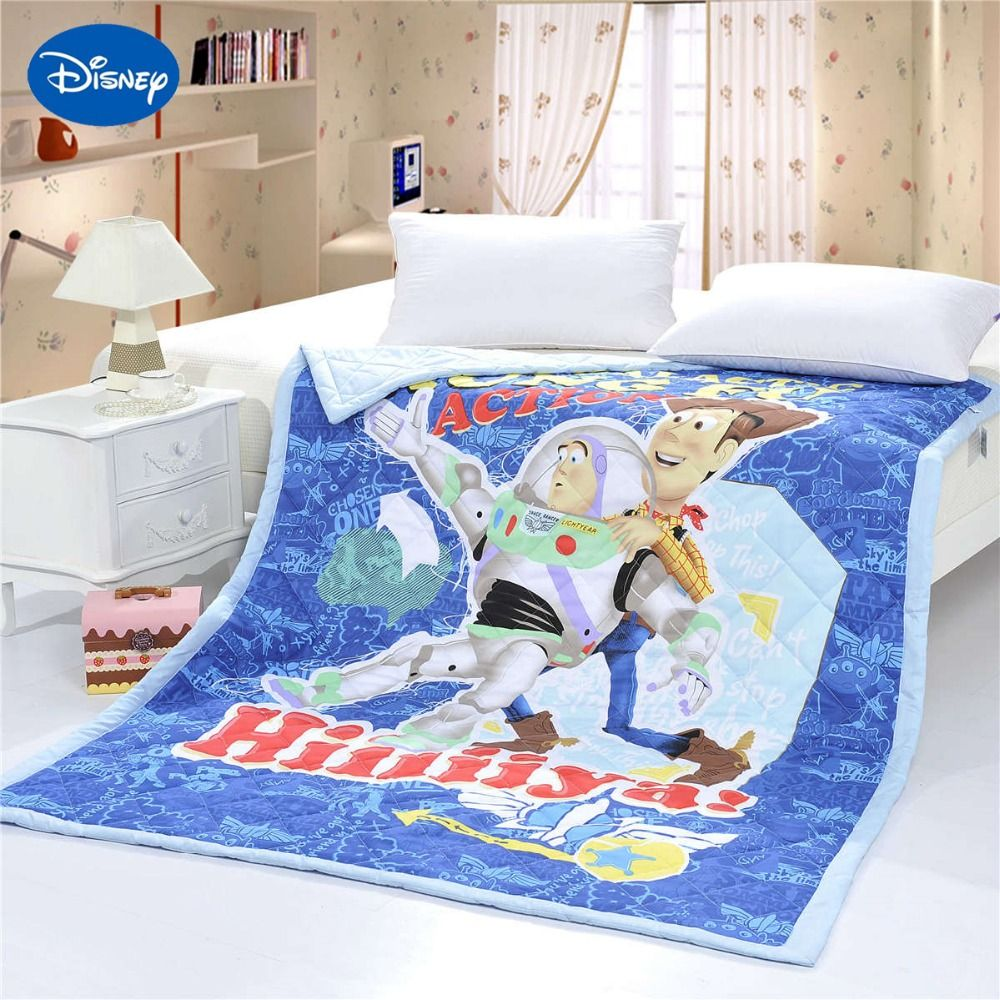 Toy Story Sheriff Woody Quilts Comforters Single Twin Full Queen ... : toy story quilt cover set - Adamdwight.com