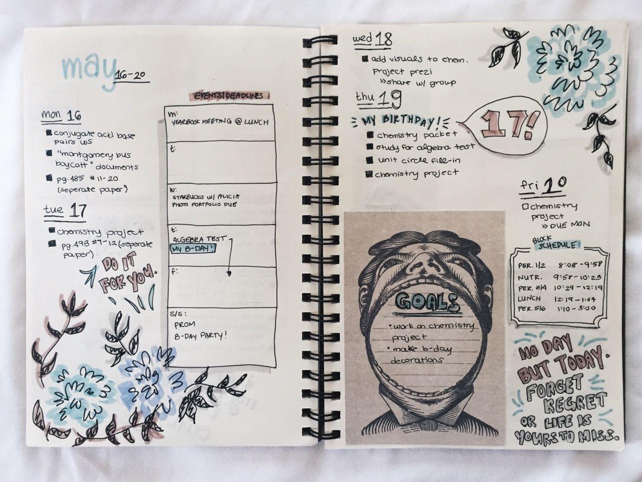 bullet journal   Tumblr
