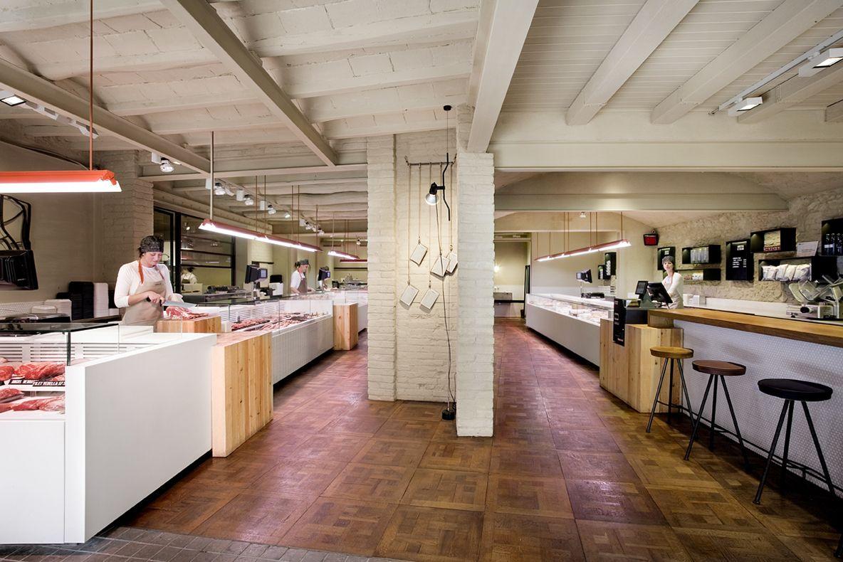 Pin En Store Interior Design