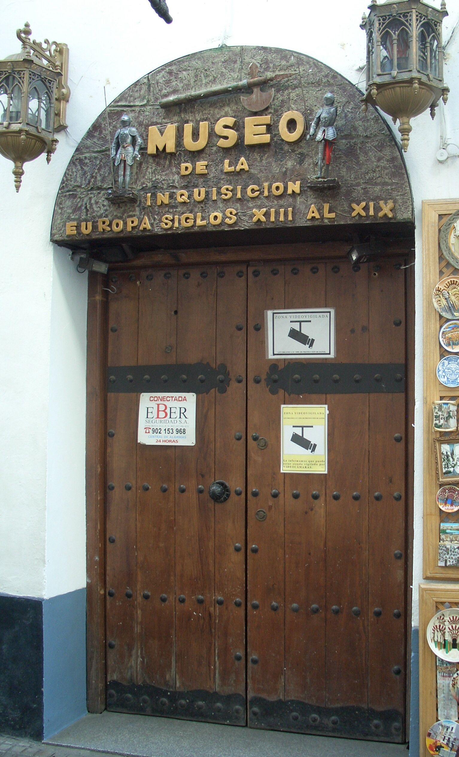 Spanish Inquisition Museum The Spanish Inquisition Pinterest