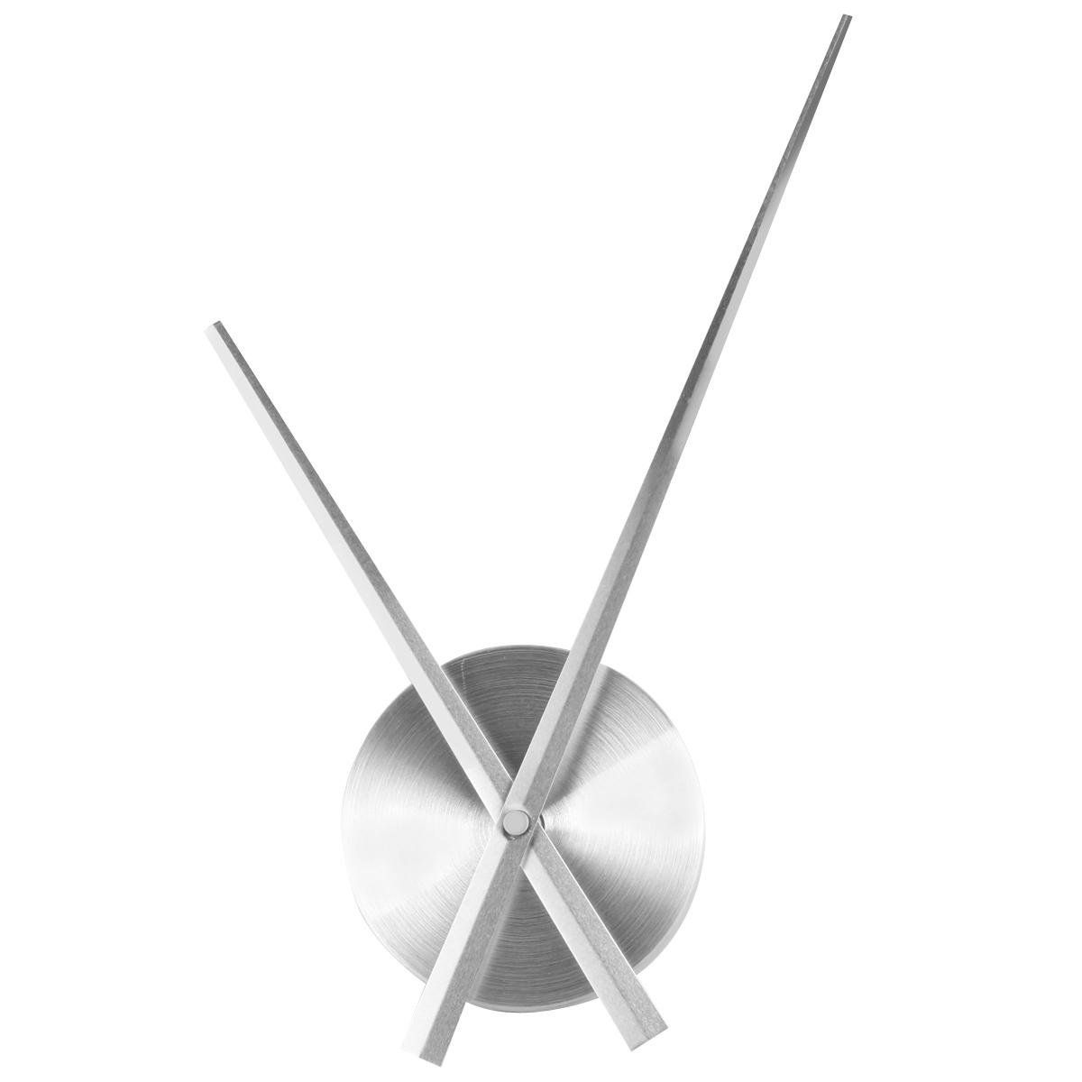 Yesurprise Modern Aluminum 3d Clock Hands Movement Time For Wall Clock House Diy Room Home Decorations Mini Diy Clock Wall Modern Clock Wall Clock Accessories