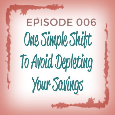 Have you ever had this happen to you? Let me paint a brief picture: You are on the roll, saving money, you are loving seeing your savings grow and then poof! It disappears because there was an emergency, an unexpected expense, or something similar. It's not a good feeling, in fact it really hurts! In …