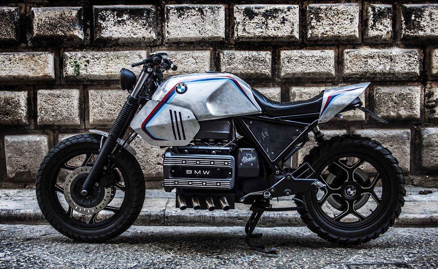 Berühmt Shaka K100 4 | K100 inspiration | Pinterest | BMW, Scrambler and  AY61