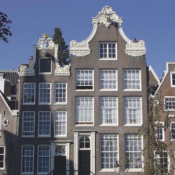 Beginaż (Het Begijnhof) w Amsterdamie #popolsku