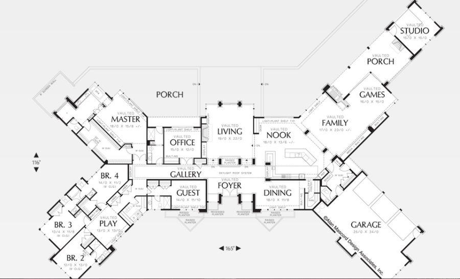 Salvatore Mansion Hľadať Googlom Ranch Style House Plans Contemporary House Plans Ranch