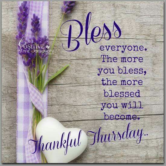 Thankful Thursday Inspirational Quotes: Thursday Quotes%%