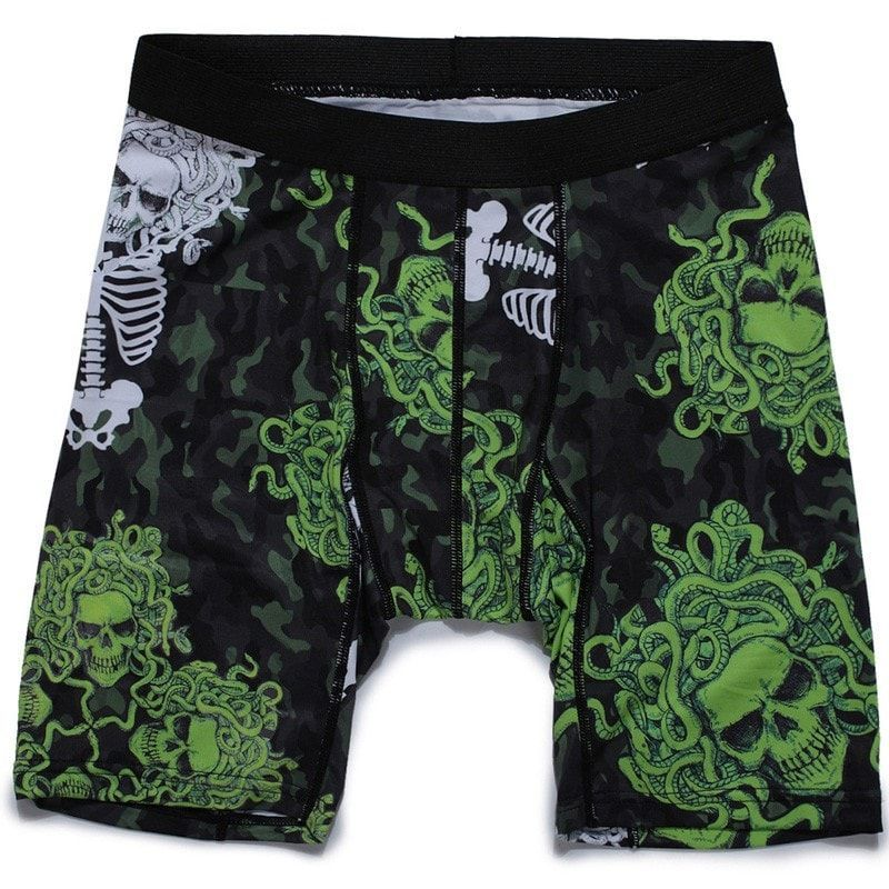 2016 Bodybuilding Quick Drying Joggers Men's Fitness Compression Shorts