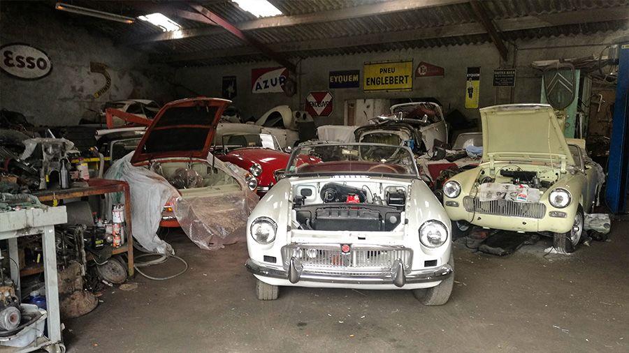 l'atelier des anglaises - restauration entretien vente de véhicules