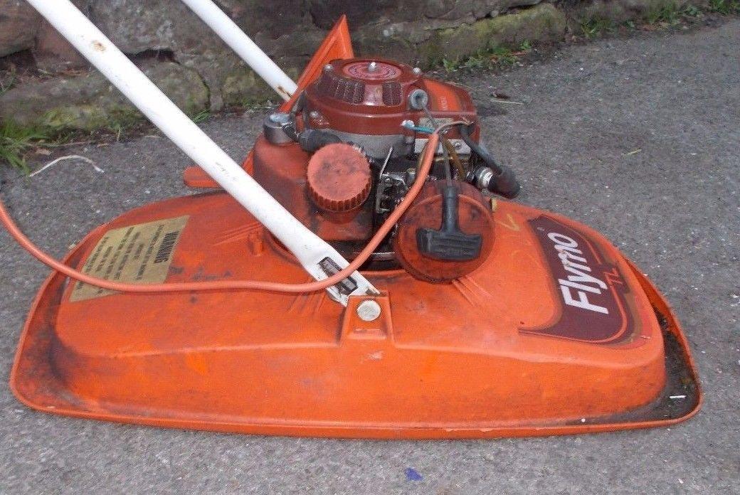 FLYMO TL Lawnmower TL Micromo KAWASAKI KT12ADV Spares Or