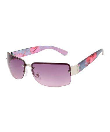 GLASSES DD Lunettes De Soleil Polarisées, Purple Pink Beige Box,Purple Pink Beige Box