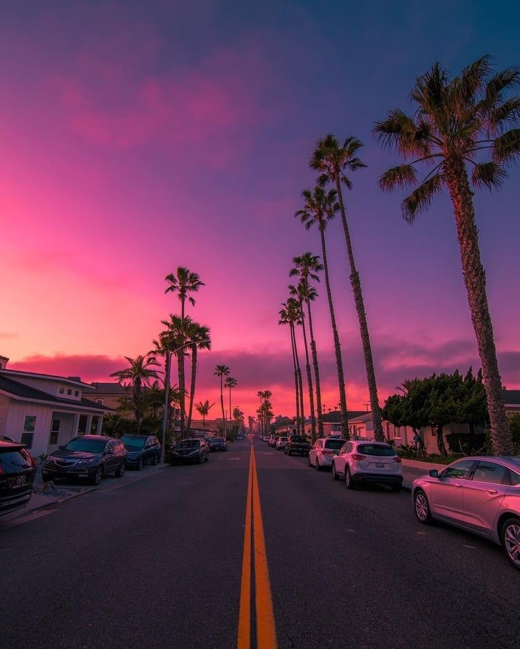 aesthetic #sky #nature #night #sunset #alternative #tumblr https://weheartit.com/entry/328555306 | Sunset pictures, Sky aesthetic, Aesthetic pastel wallpaper