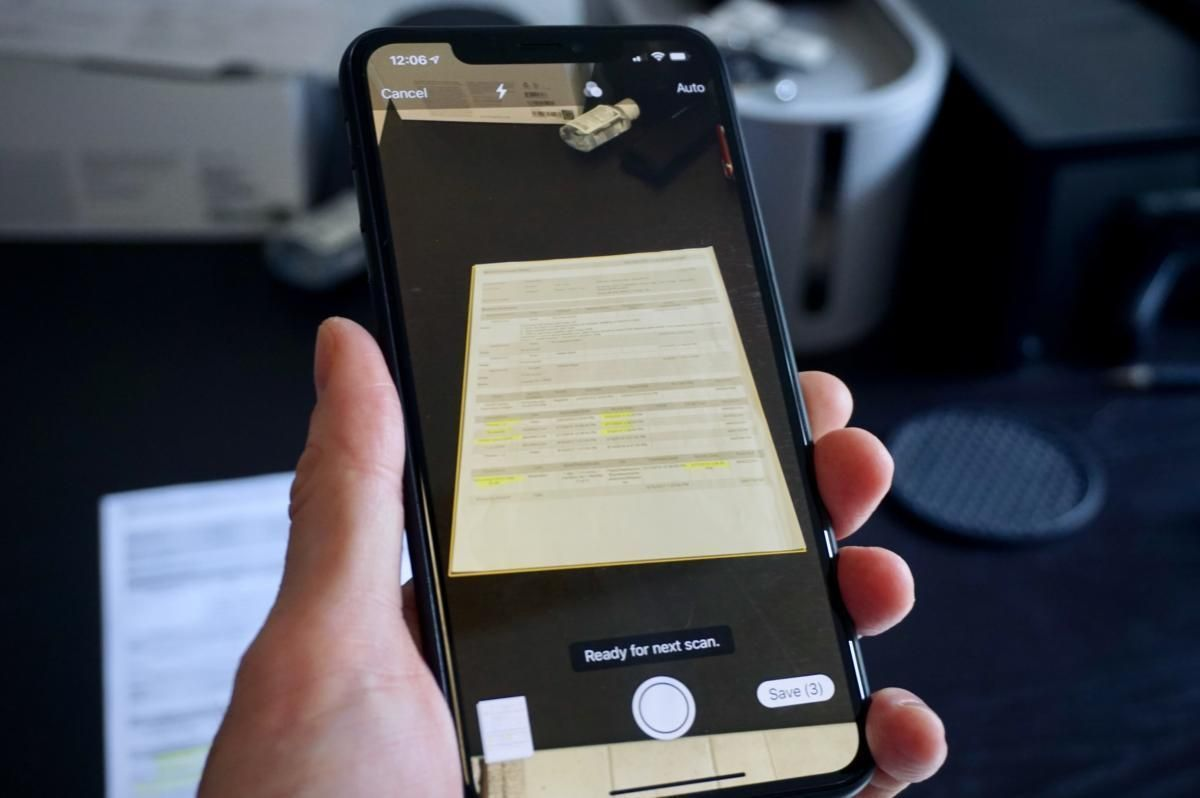 تلميحة طريقة إنشاء ملفات PDF بآيفون وآيباد Iphone, Ipad