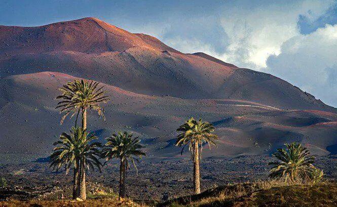 Lanzarote Duivelsei Lanzarote Natural Landmarks Fuerteventura