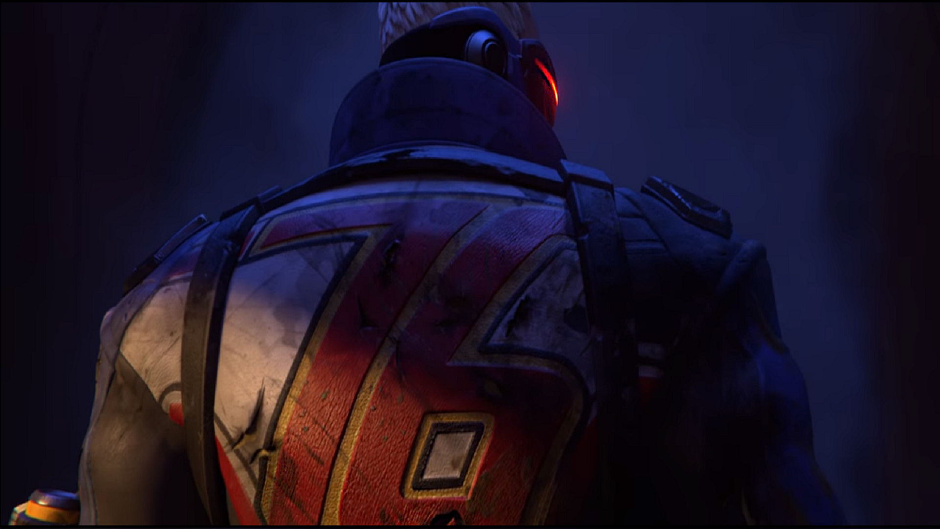 Overwatch Soldier 76 1920X1080 | wallpapers in 2019