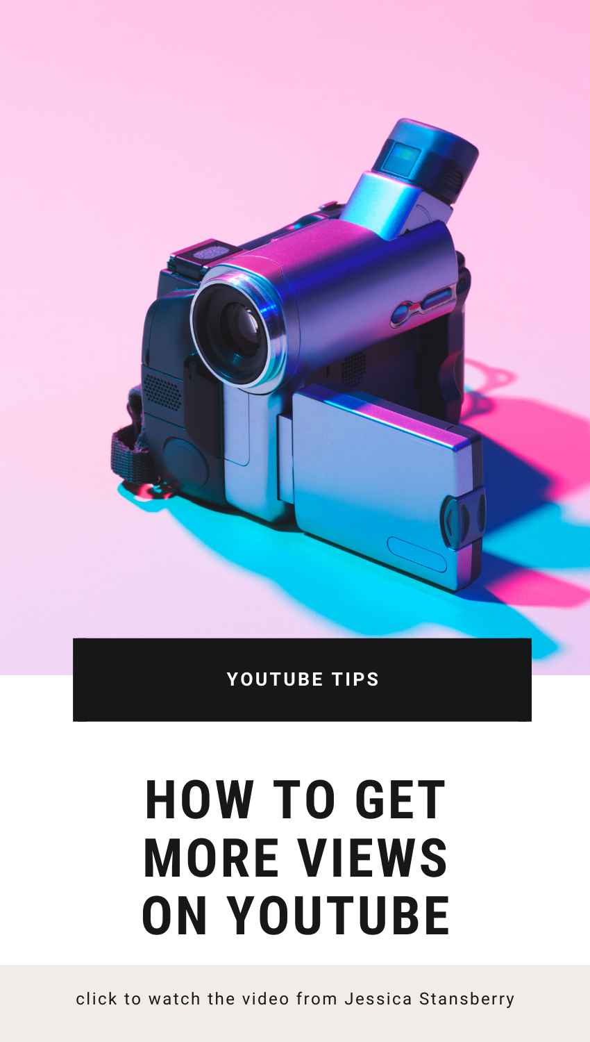 Get More Views On Youtube To Grow Your Youtube Channel Super Fast Growth Tips For Video Marketing Business Online Video Marketing Video Marketing Strategies