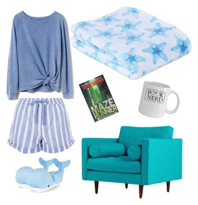 """""""Outfit for my story 15"""" by canehdiengirl on Polyvore featuring Gap, Topshop and Joybird"""