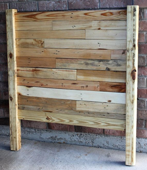 Pallet Headboards, Twin, Queen, Full, Full Size Bed