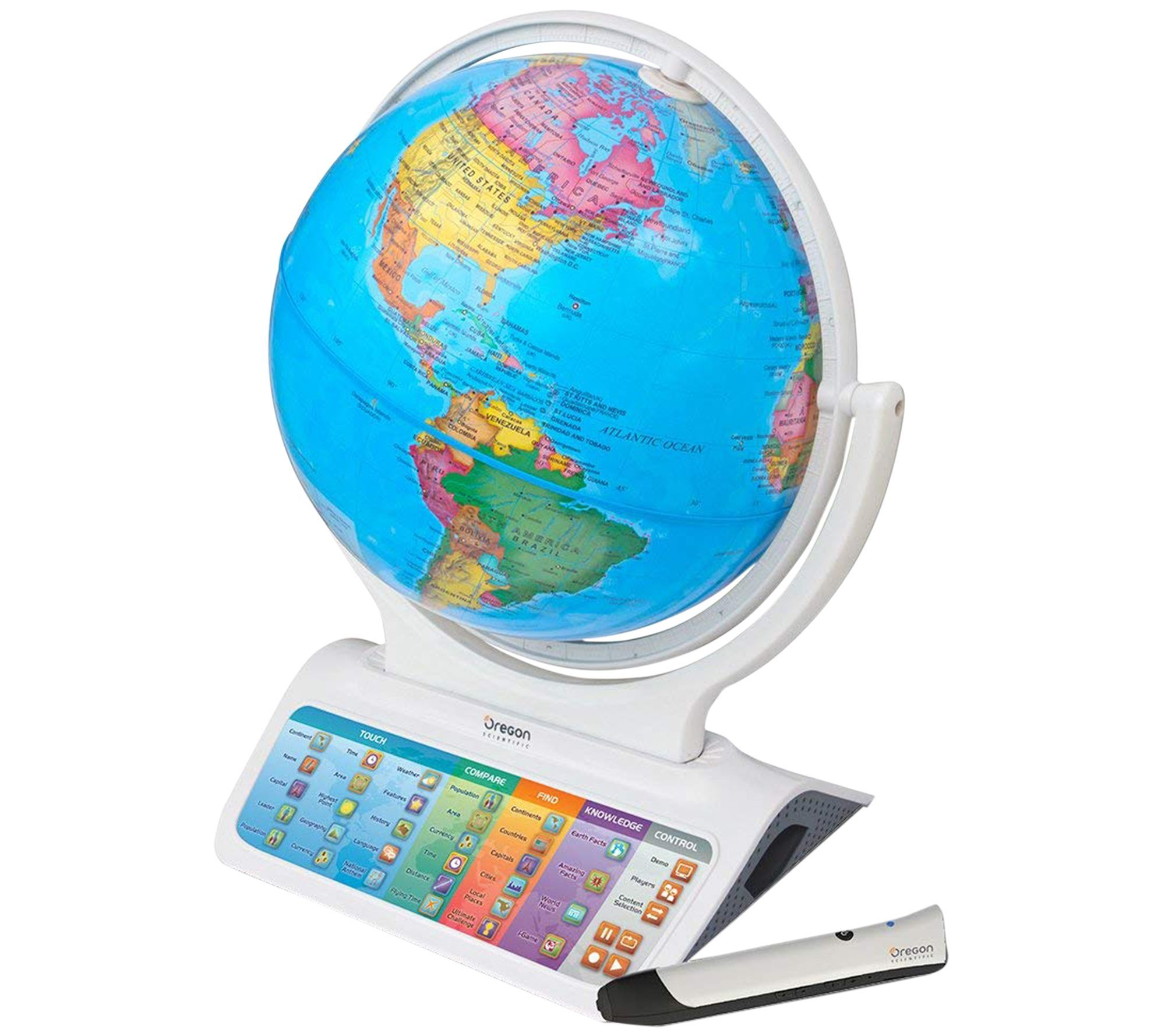 Oregon Scientific Smart Globe Infinity 2.0 withBluetooth ...