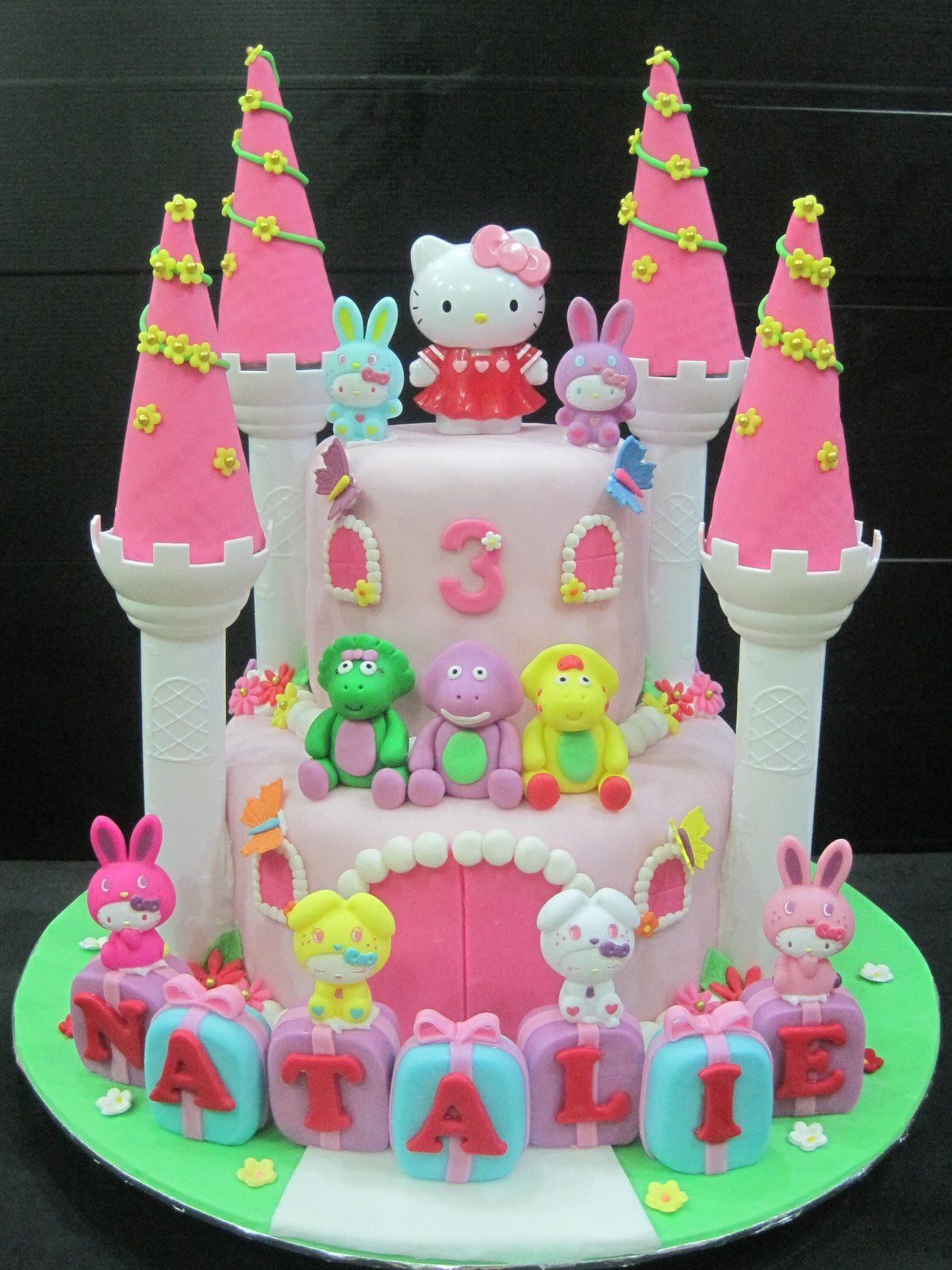 Goldilocks Th Birthday Cakes