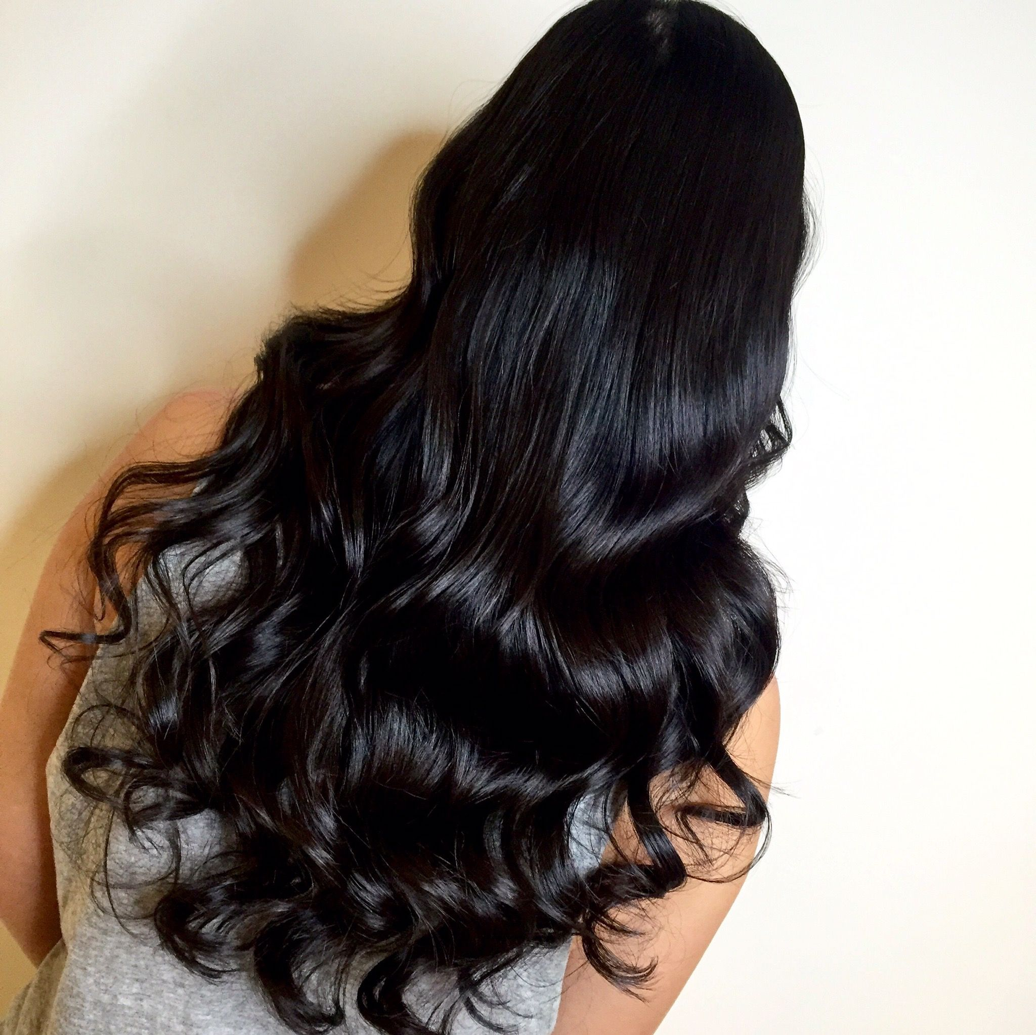 Long Layered Haircut And Glamorous Wave By Zoe Zoe Stylez