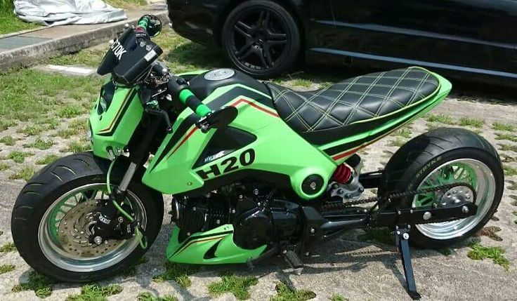 200+ Custom Honda Grom | MSX125 Pictures / Photo Gallery