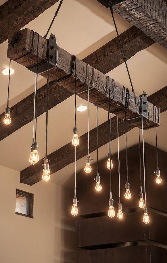 rustic lighting ideas. 4b3b071ede1c22acb28c6962c39b3555.jpg Rustic Lighting Ideas H