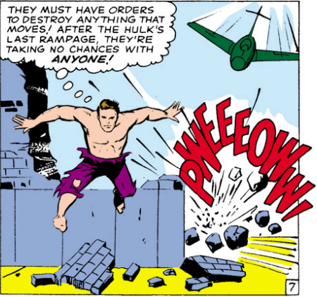 Blogged and Boarded: Marvel History 244: Tales to Astonish # 66