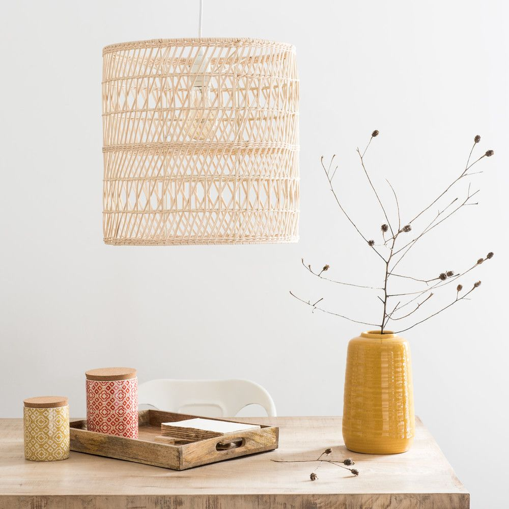 Pendant lights | đèn in 2019 | Rattan pendant light, Pendant ...