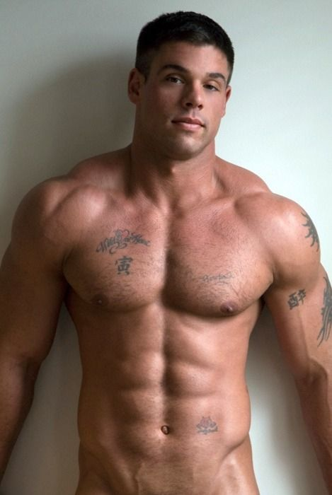 Derek atlas hard body hunk