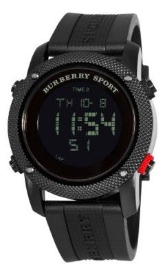 779b0d2a3d0 Relógio Burberry Men s BU7704 Endurance Black Multifunctional Dial Watch   Relogio  Burberry