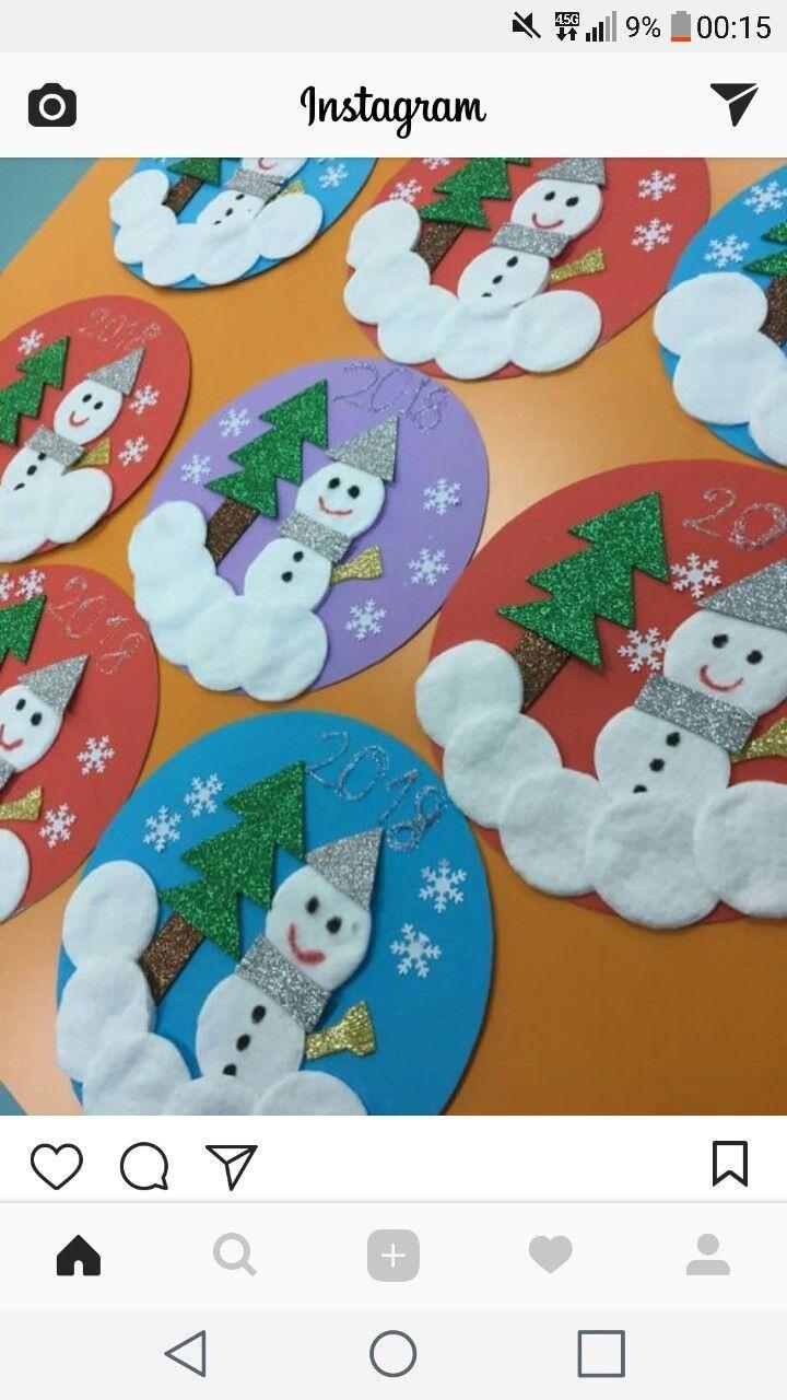 #basteln #Kindern #mit #Winter Basteln mit Kindern im Winter        Basteln mit Kindern im Winter #xmascrafts