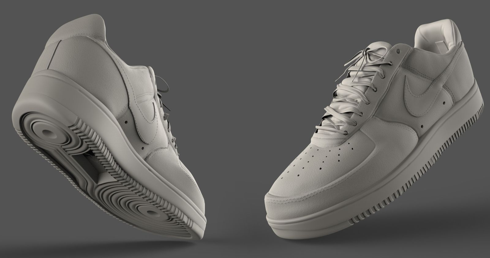 check out 00fcb e6ffa Nike Air Force One, Charles Metze III on ArtStation at https   www