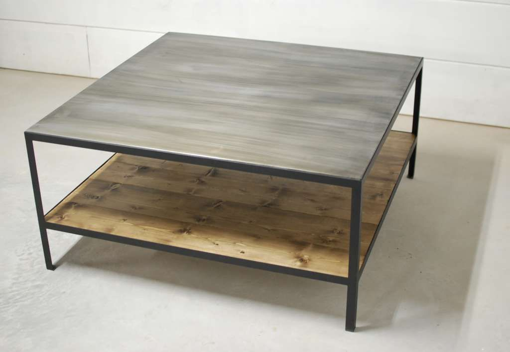 Industrial Style Coffee Table, Loft Home Decor, Loft Apartment Decor,  Apartment Therapy,